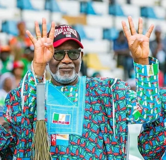 Rotimi Akeredolu: narrowly escapes sack as governor of Ondo State by Supreme Court