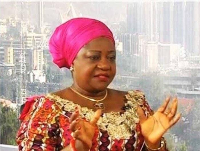 Lauretta Onochie: nomination as INEC commissioner rejected by Senate