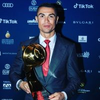 Ronaldo: leapfrogs Messi in Forbes list of top-earning players