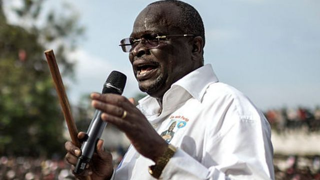 Guy Brice Parfait Kolelas: dies a day after Congo's presidential election