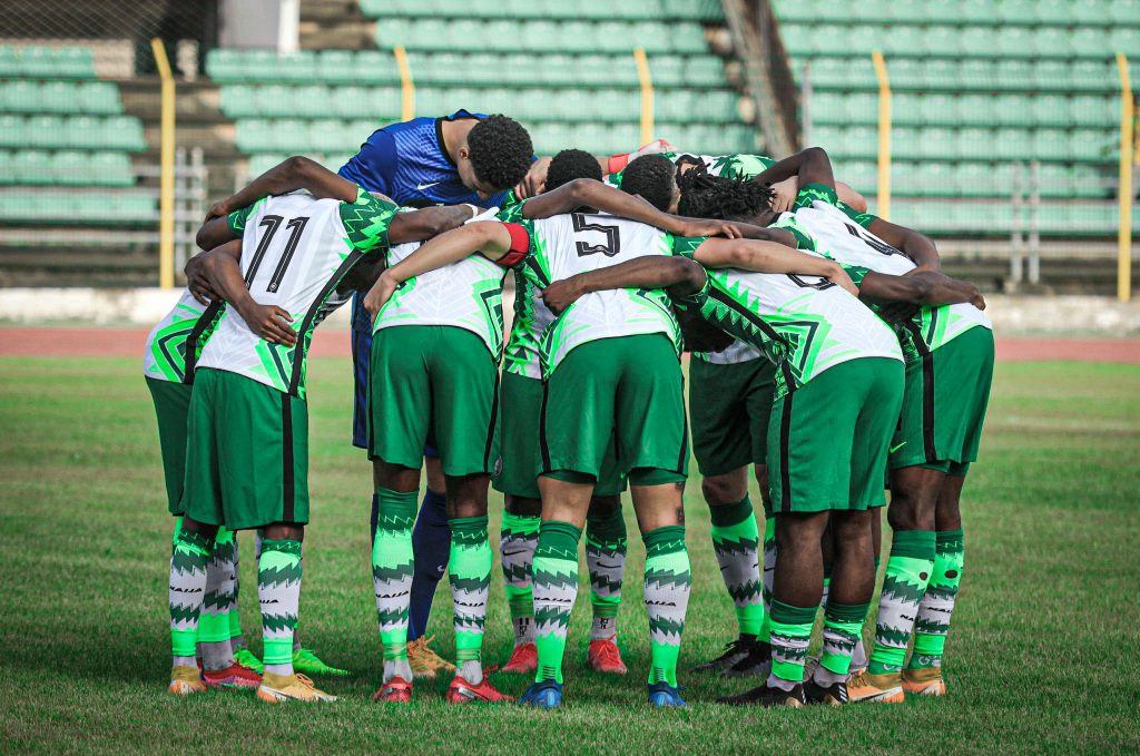 Nigeria's Super Eagles earn qualification ticket for AFCON 2022