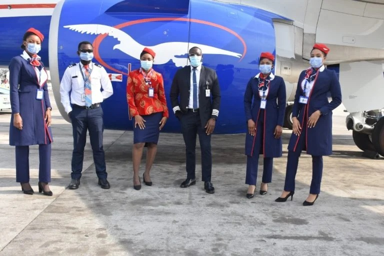 Air Peace airline says its pilots, cabin crew and other customer-facing personnel have started receiving the COVID-19 vaccine