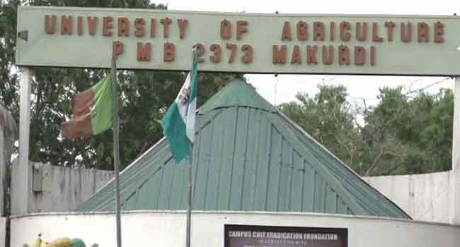 Federal University of Agriculture, Makurdi: Gunmen abduct many students