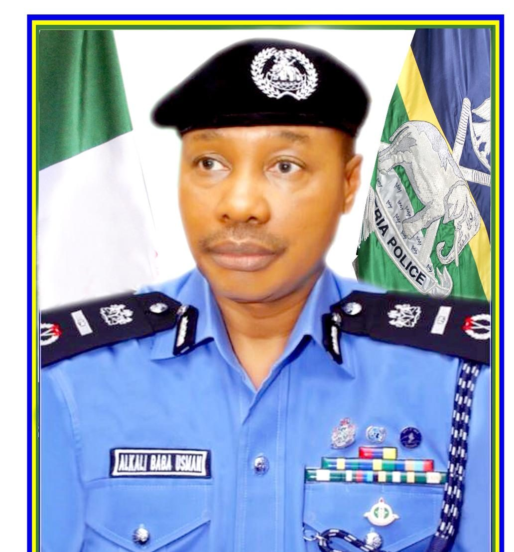 Alkali Baba: Confirmed as the Inspector General of Police