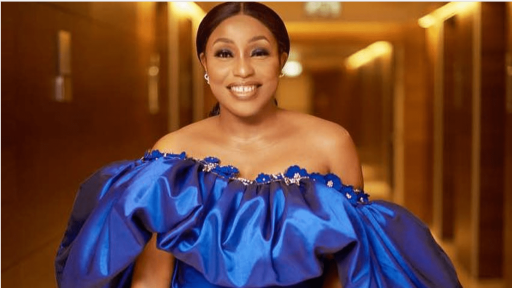 Rita Dominic: speaks on why she handles negative comments on her marital status