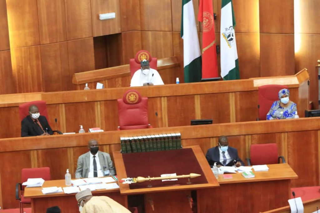 Senate in session: To meet Buhari over insecurity