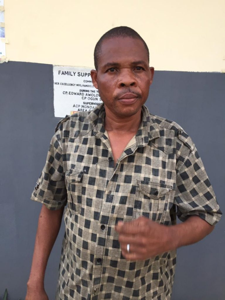 Prophet Sobowale: arrested over rape of a 17 years old girl