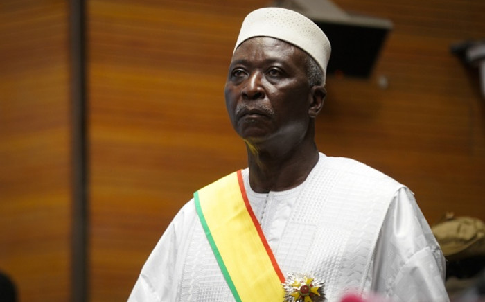 Mali's President Bah Ndaw: detained by military