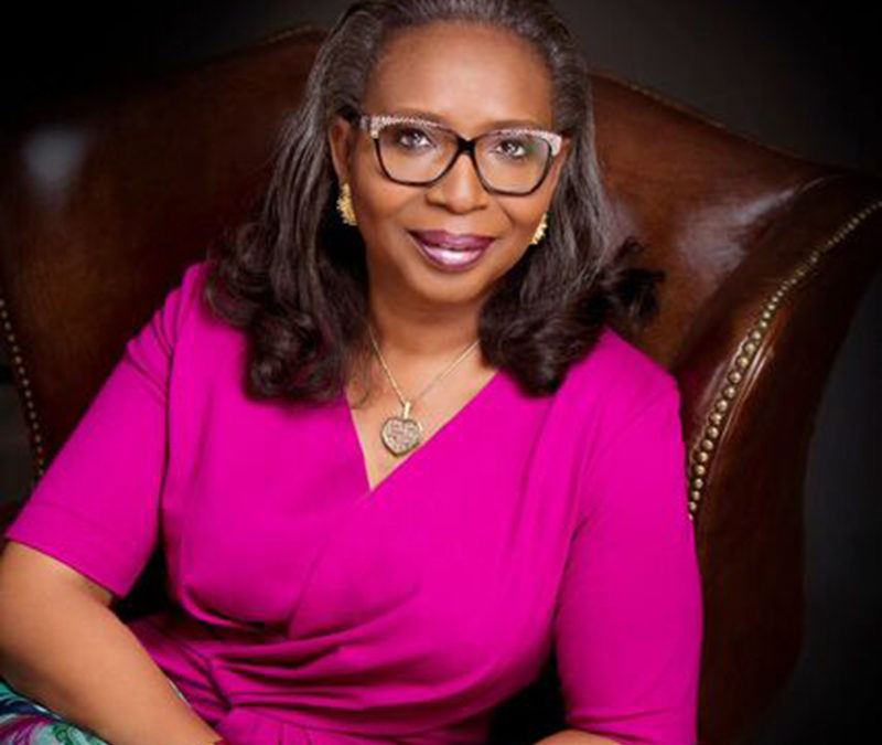 Ibukun Awosika: speaks on service as the chairman of First Bank of Nigeria's Board