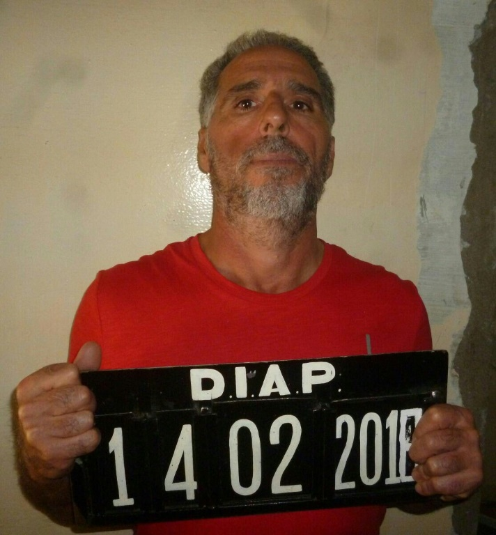 Rocco Morabito: fugitive Italian drug lord with ties to the powerful 'Ndrangheta criminal gang arrested in Brazil