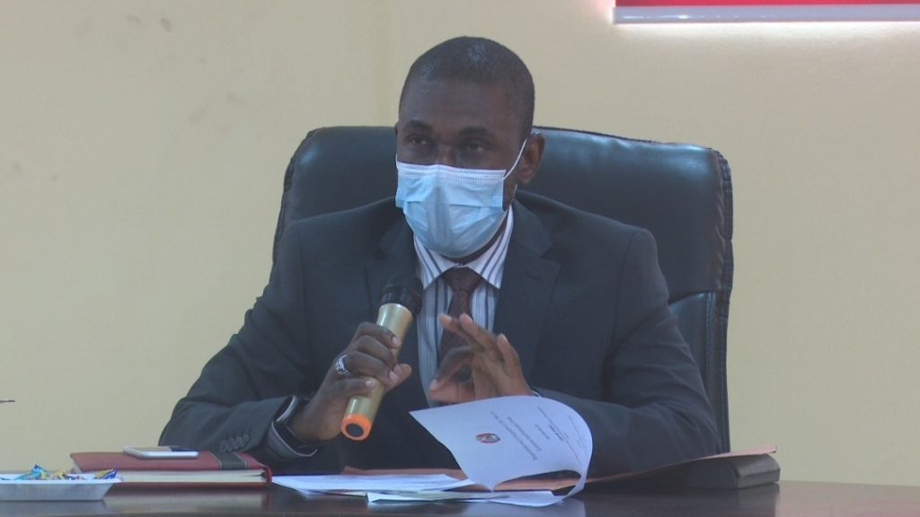 Head of the Lagos Zonal Office of the Economic and Financial Crimes Commission, EFCC, Ahmed Ghali