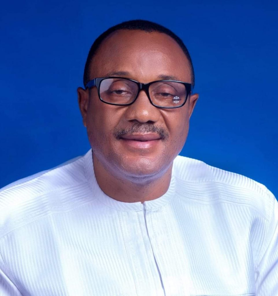 Dr. Chidozie Nwankwo: asks Willy Obiano to tackle the growing incidence of insecurity in Anambra