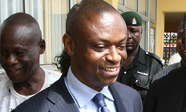 Francis Atuche, former Managing Director (MD) of defunct Bank PHB: bags six years for fraud