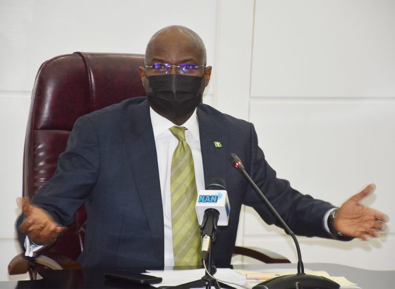 Minister-of-Works-and-Housing-appears-on-NAN-Forum-in-Abuja-