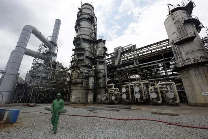 The new Port Harcourt refinery