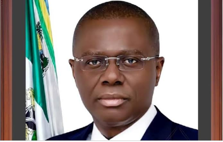 Governor Babajide Sanwo-Olu: Says FG not considering another lockdown