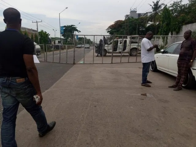 Acme road: closed to traffic for two weeks by APC, Police