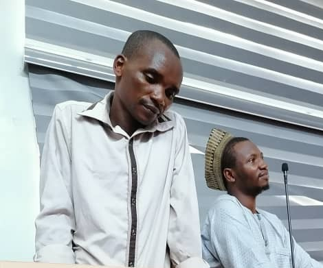Mainasara Malami and Emmanuel Salihu: staff of  Nigeria Security and Civil Defence Corps) to seven years imprisonment for job scam