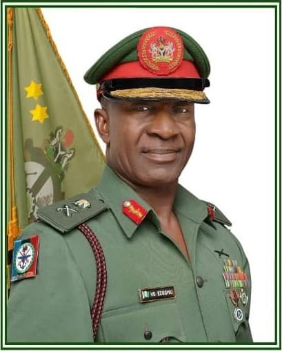 Maj-Gen Victor Ezugwu, Commander, Infantry Corps of the Nigerian Army: says   Nigeria would remain indivisible