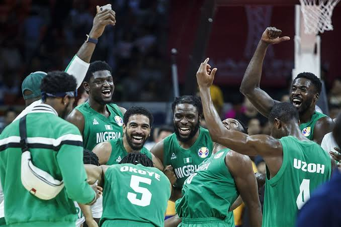 D'Tigers team: set to meet Uganda in 2021 Afro basket competition