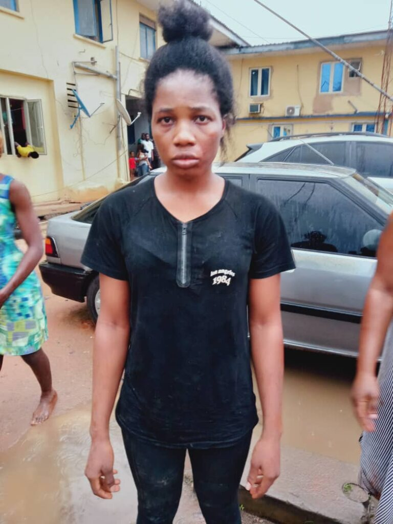 Precious Mmaduike: the maid who abducted the children