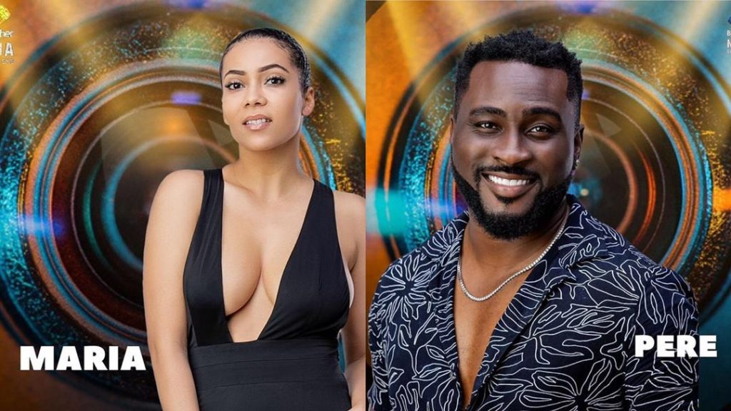 Mara and Pere, the wildcards not detected by other housemates