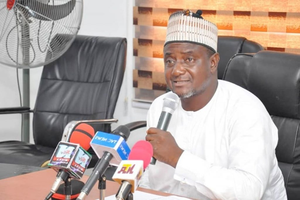 Niger State Commissioner for Information, Mohammed Idris