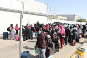 Another batch of Nigerians repatriated from Libya on Tuesday