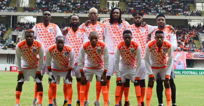 Akwa United FC: eliminated from 2020/2021 CAF Champions League