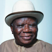 Chief Edwin Clark: under attack of Buhari Media Organisation over comments on Kano naval base