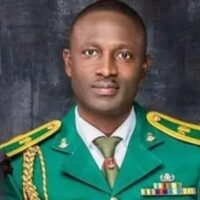 Major Christopher Datong: abducted from NDA, rescued by troops