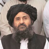 Mullah Hasan Akhund: head of Afghanistan's new government