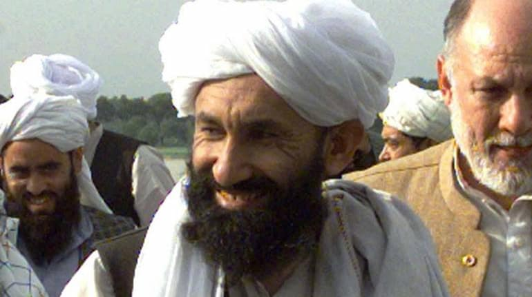 Mullah Hasan Akhund: head of Afghanistan's new government announced on Tuesday