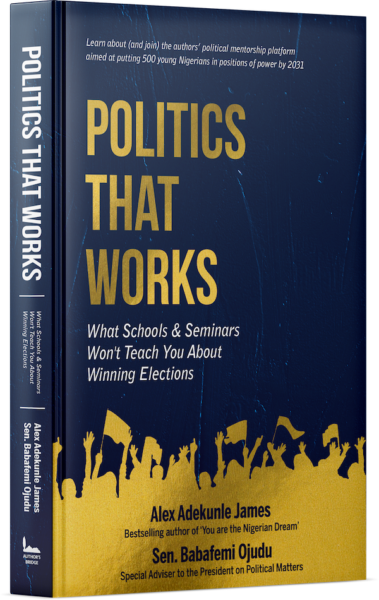 Politics That Works - the book