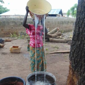Water: UN World Meteorological Organisation (WMO) says the number and duration of droughts also increased by 29 per cent over the past two decades in Africa