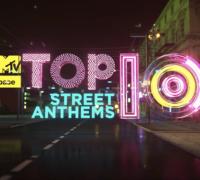 MTV Base premiered its hot new show, 'Top 10 Street Anthems', on Saturday, 4th September at 11:00 WAT.
