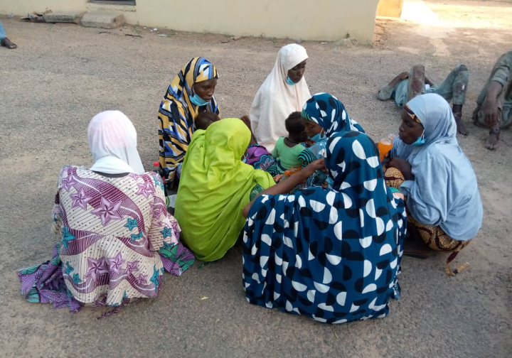 Victims rescued from bandits in Katsina