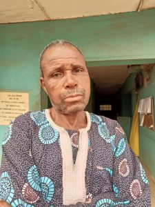 60-year -old Ayotunde Taiwo arrested for defiling 2-year-old baby in Ogun State