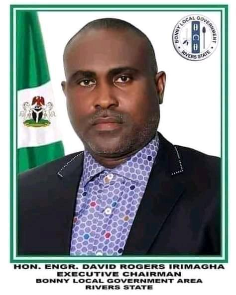 Mr. David Irimagha, Chairman, Bonny Local Government of Rivers State: dies from COVID-19 complications