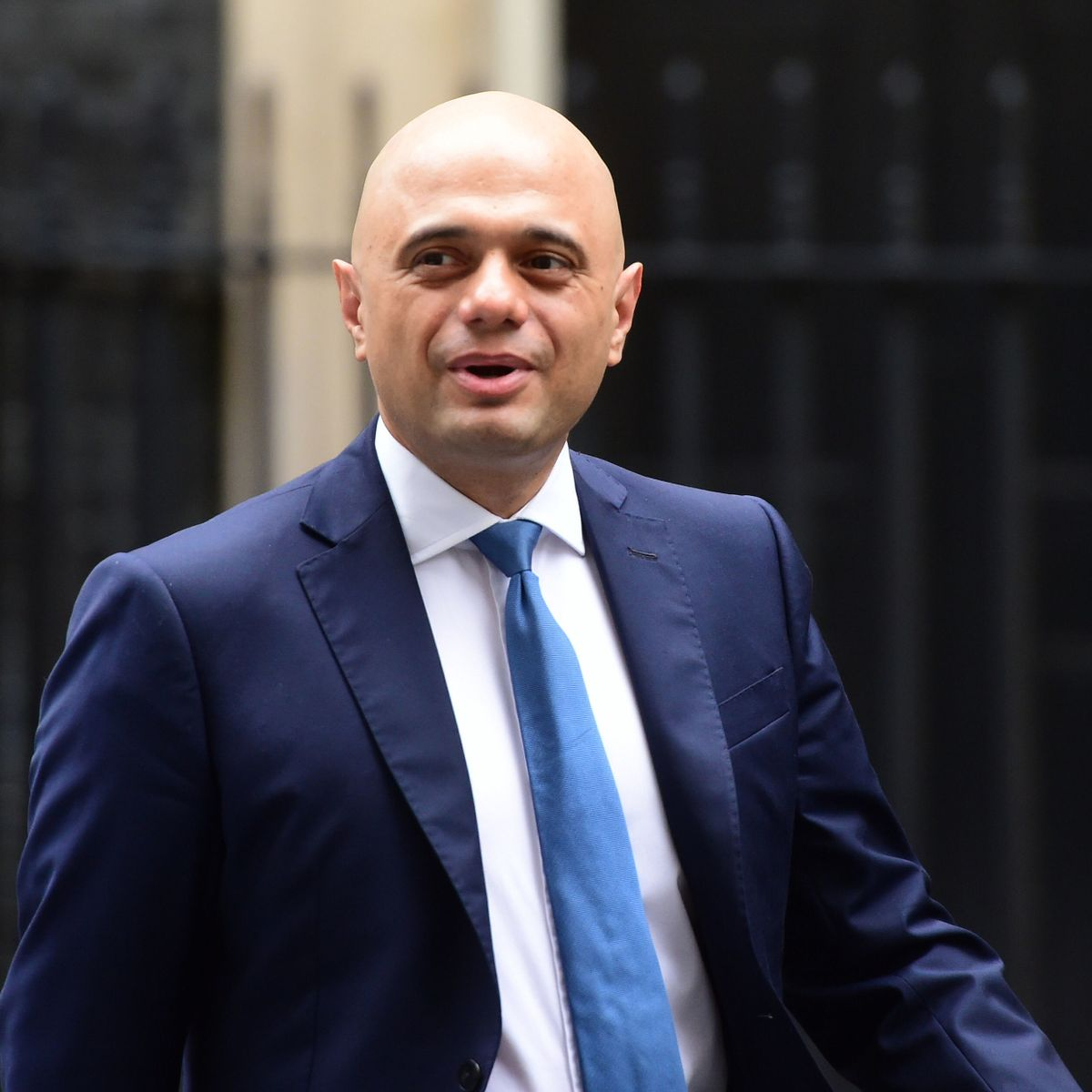 """British Health Secretary Sajid Javid: asks British care home workers who are not prepared to get the COVID vaccine to """"get out and get another job,'"""