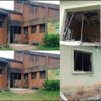 837 awaiting trial inmates escaped from the Abolongo Correctional Centre in Oyo Town, when suspected gunmen attacked the facility.
